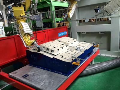 機器人水切割機